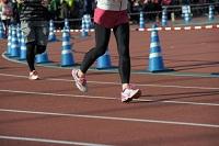 マラソンによる膝の痛み