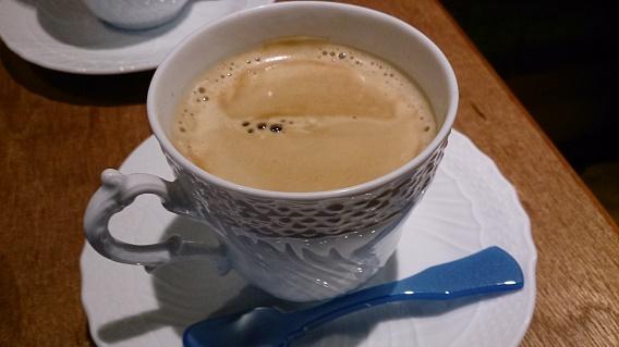町家カフェ『檸檬』コーヒー