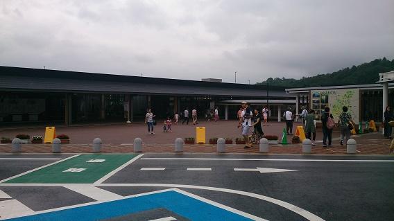 京都縦貫道新パーキング