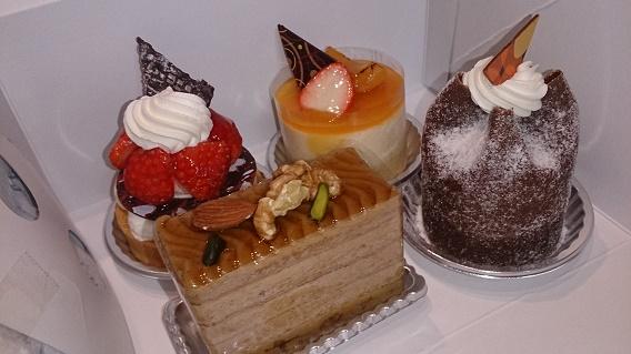 アトリエ・ラ・トランキリテ、ケーキ
