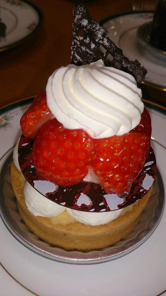 アトリエ・ラ・トランキリテ、イチゴケーキ