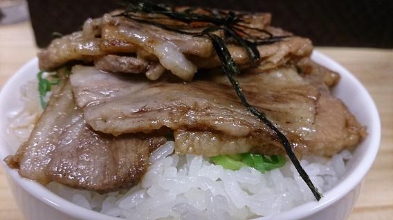 匹十チャーシュー丼