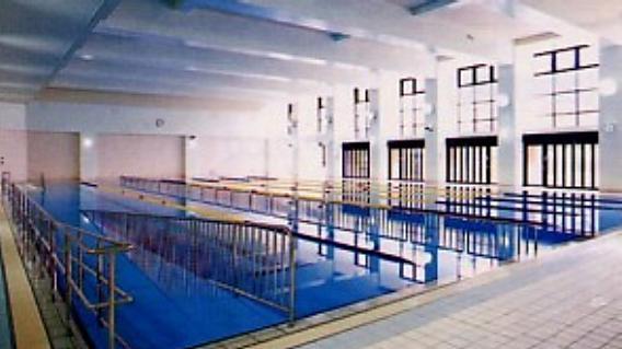 やまごえ温水プールの施設
