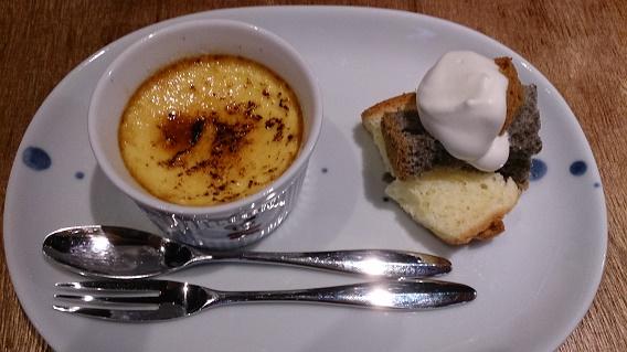 町家カフェ『檸檬』デザート