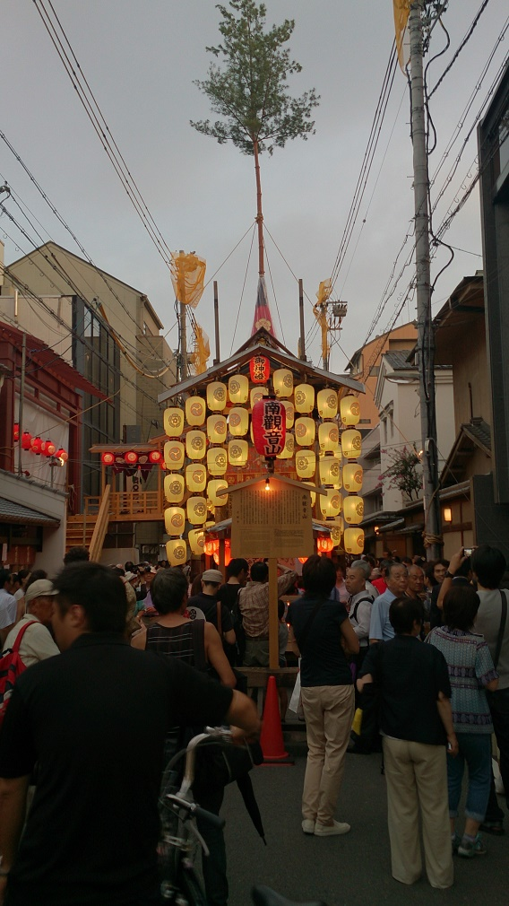 祇園祭り南観音山
