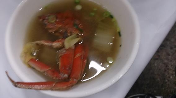 鍋まつりカニ鍋