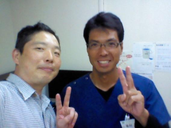 ぜんまい治療院 峯村先生